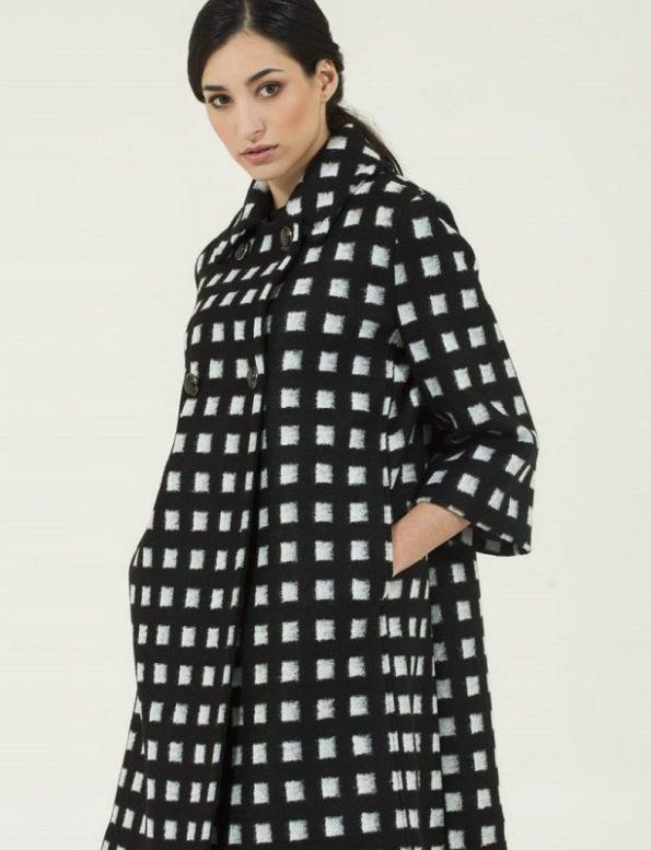 ERO Jackie Dama Coat 50-1344679