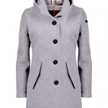 RRD Wool Parka Lady-0