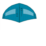 airush wing teal